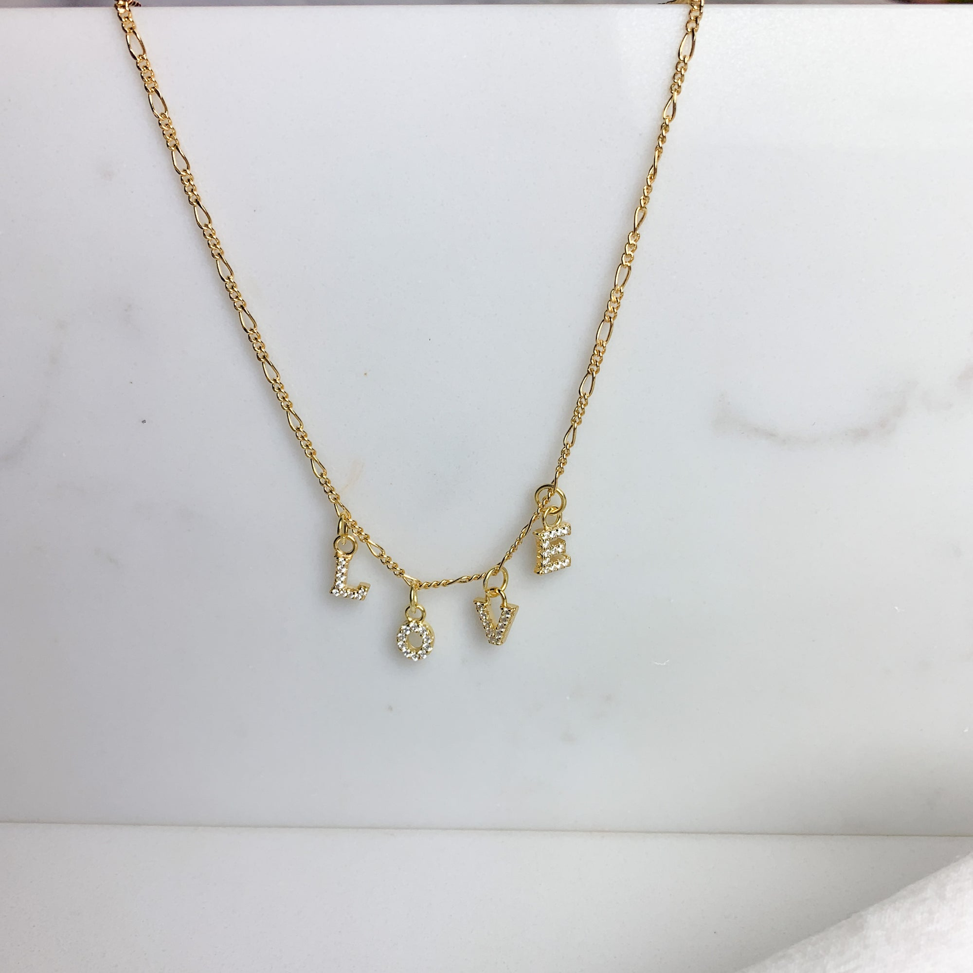 NAME PIPER NECKLACE