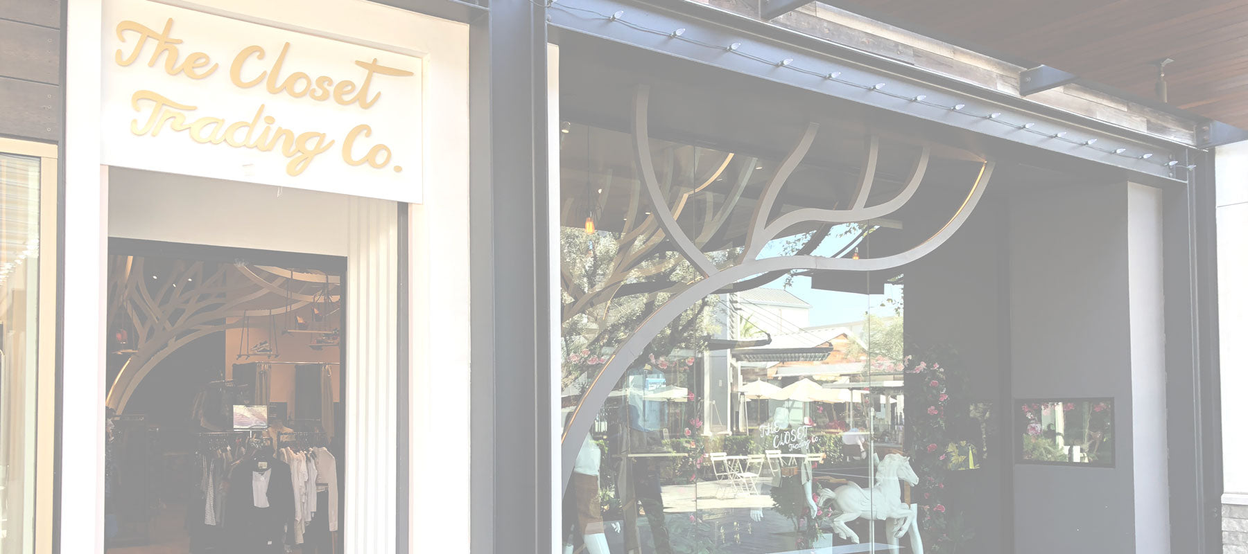 The Closet Trading Company - Westfield Topanga Mall, Woodland Hills, California