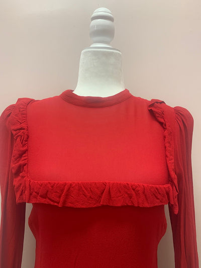 Bead Chain Pearl Drop Necklace