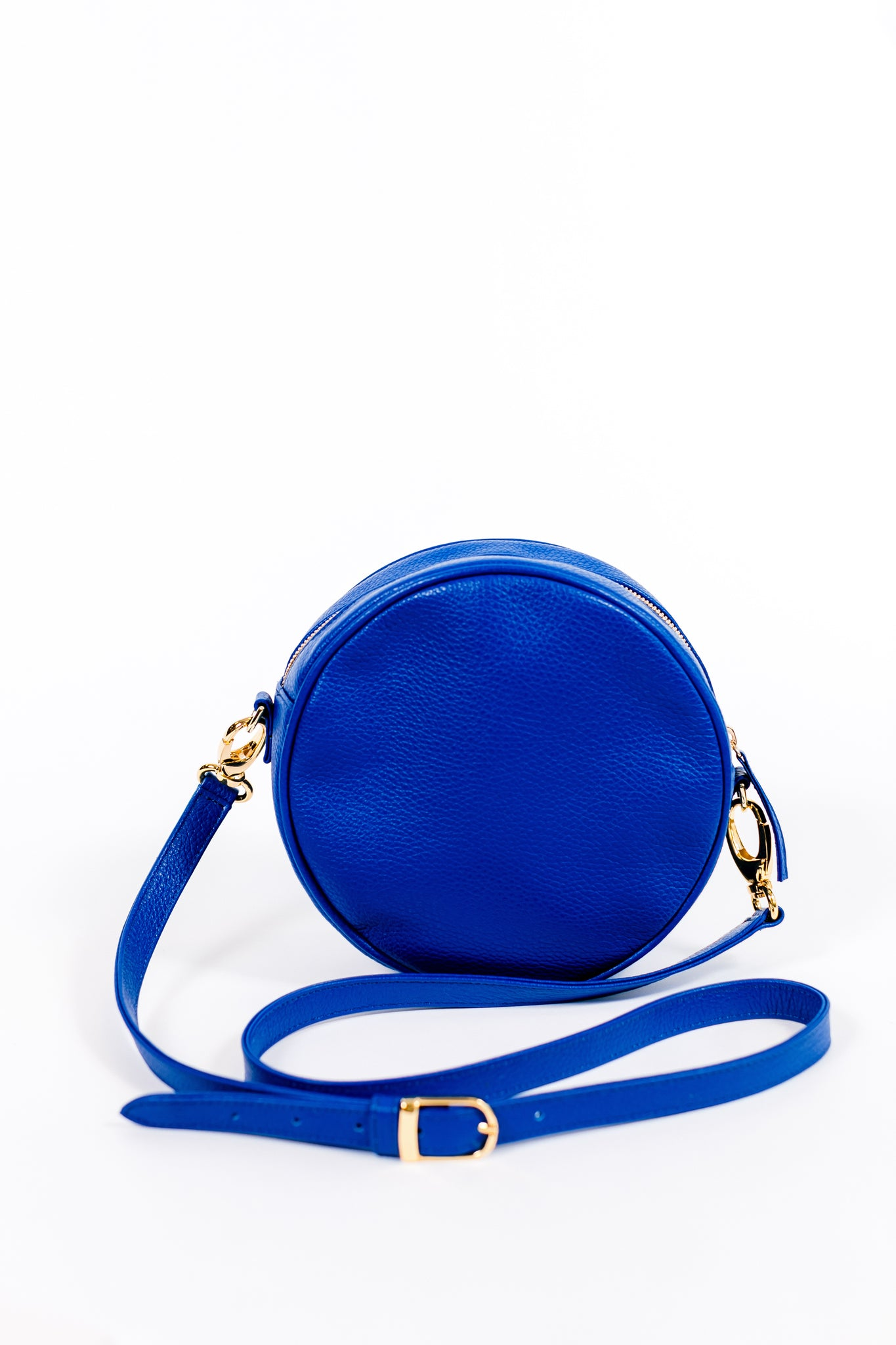 PRE-ORDER Oh'Dell Blue Circle Bag - LINELL ELLIS