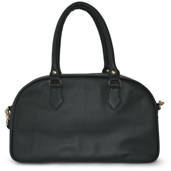 CANDI SATCHEL HUNTER GREEN