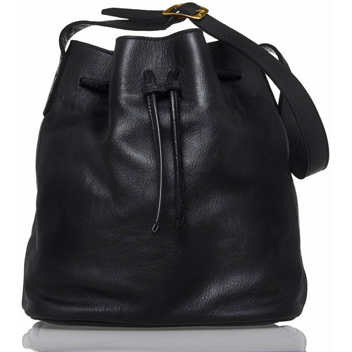 JOYCE BUCKET BAG - BLACK - Linell Ellis