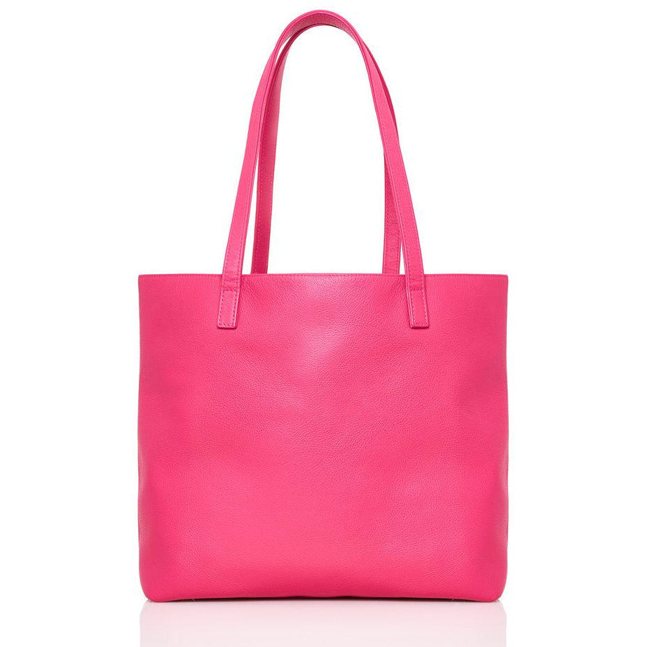 NORTH-SOUTH SHOPPER TOTE - Linell Ellis