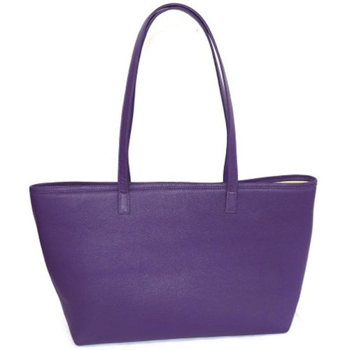 THERESA TOTE PURPLE - Linell Ellis