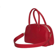 Load image into Gallery viewer, CANDI SATCHEL RED - Linell Ellis