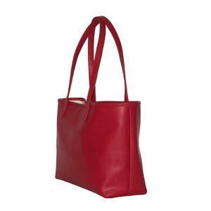 THERESA TOTE RED - Linell Ellis