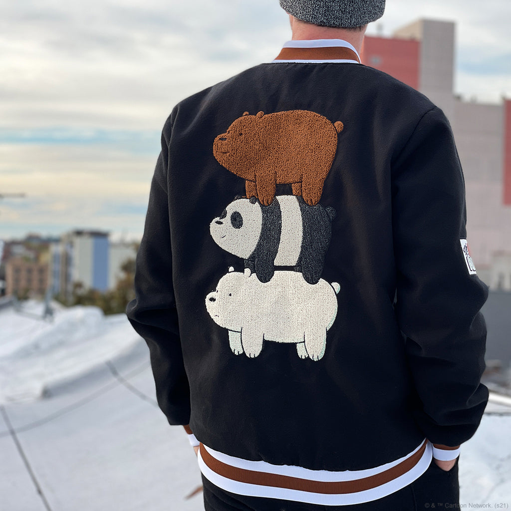 DAYLIGHT CURFEW x WE BARE BEARS