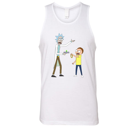 Rick The Jewels Tank Top (white)