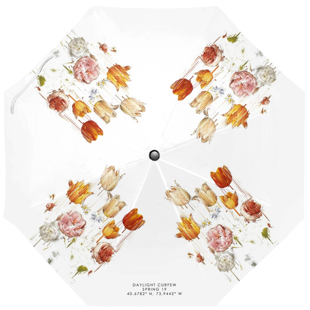 Spring '19 - Future Flowers Umbrella