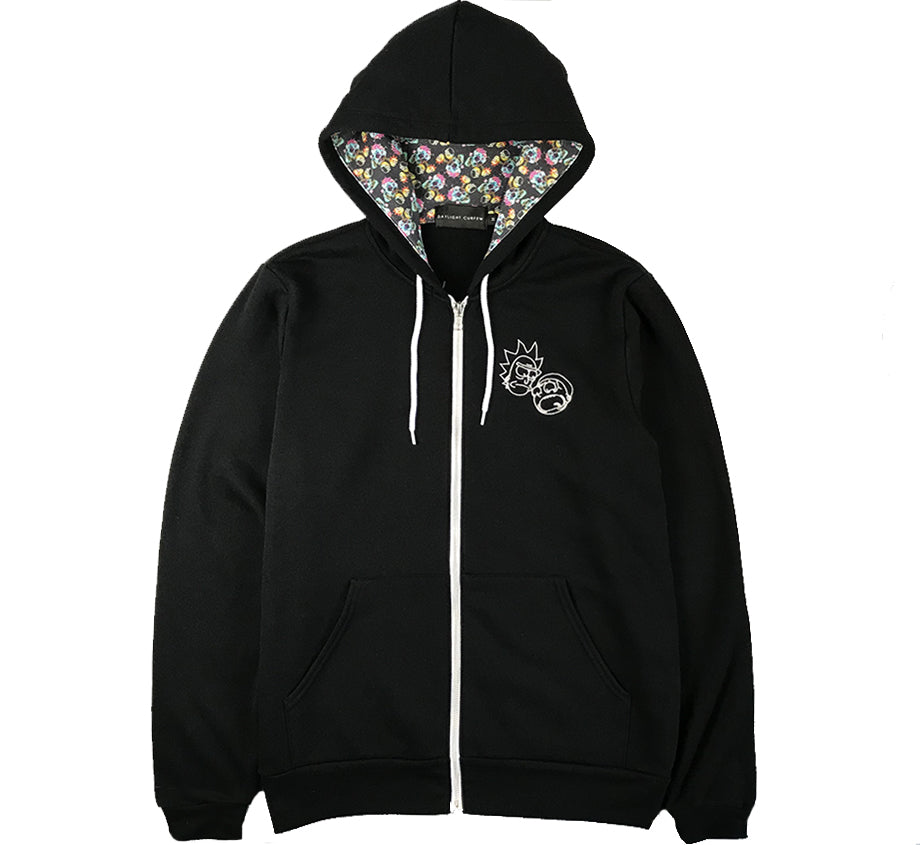 Psycho Hoodie (Edition of 50 - Woven Numbered)