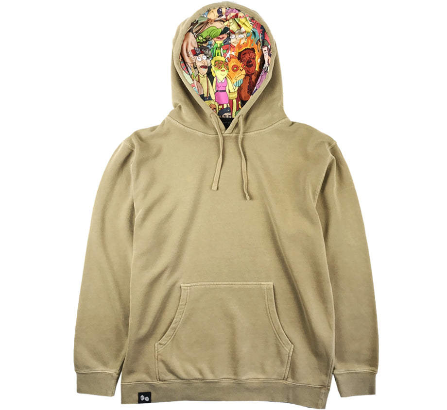 The Interdimensional Hoodie