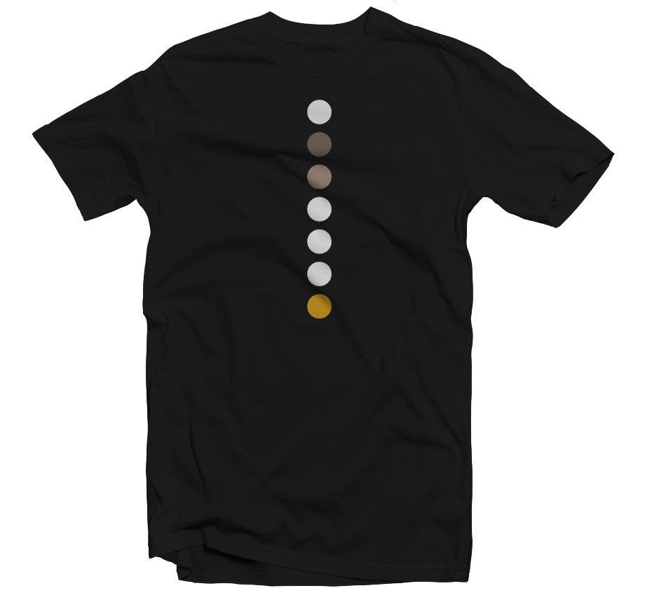 36th Chamber T-shirt (Black)