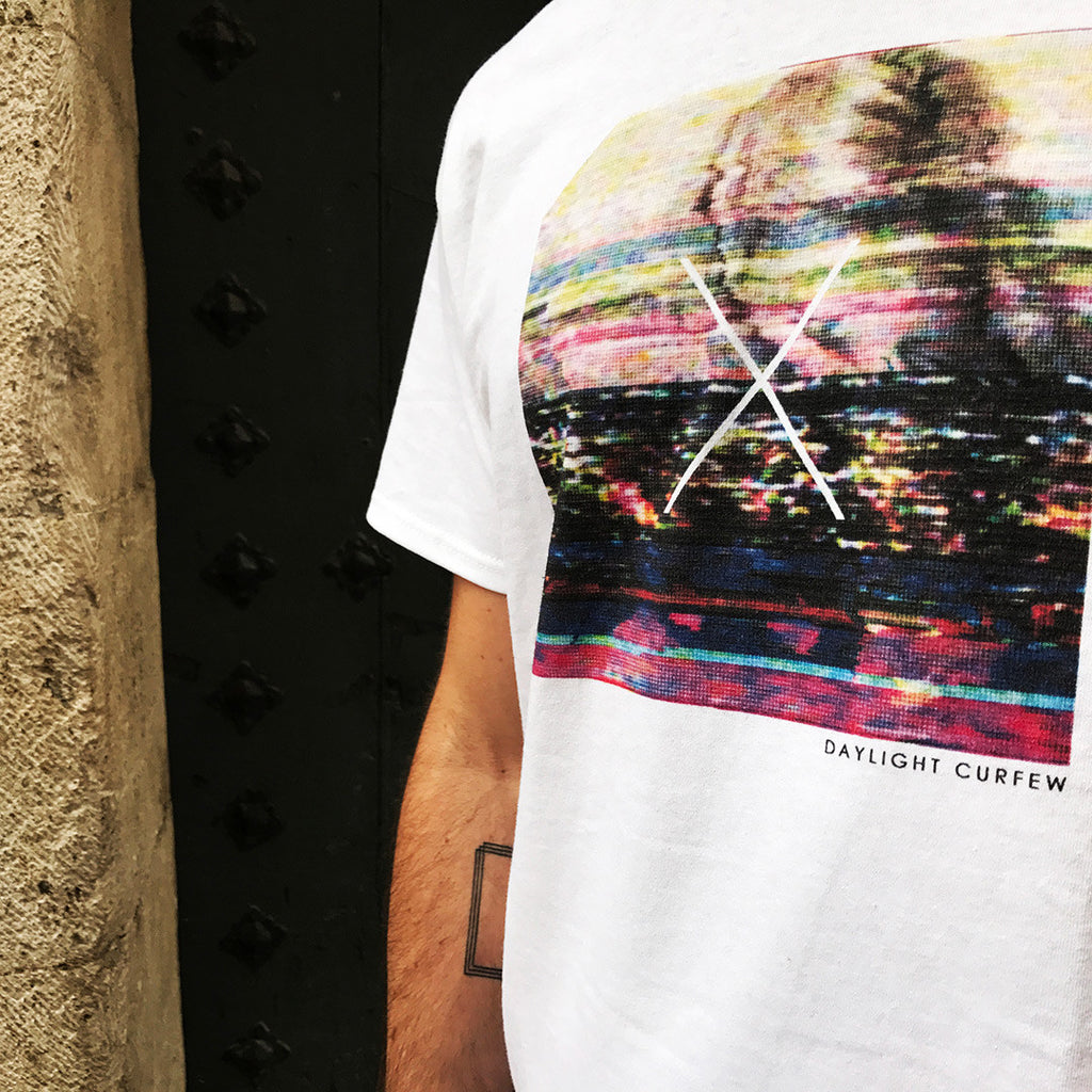 Channel 77 T-shirt - White