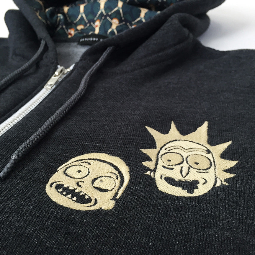 Rick and Morty x Daylight Curfew - Limited Edition