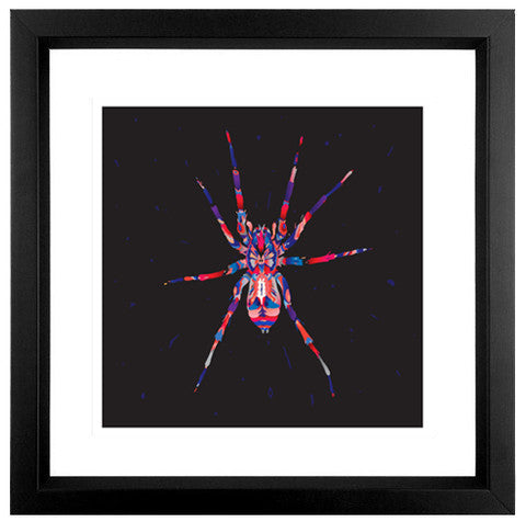 Haunting, Haunted, Haunts - Fine Art Print - Framed
