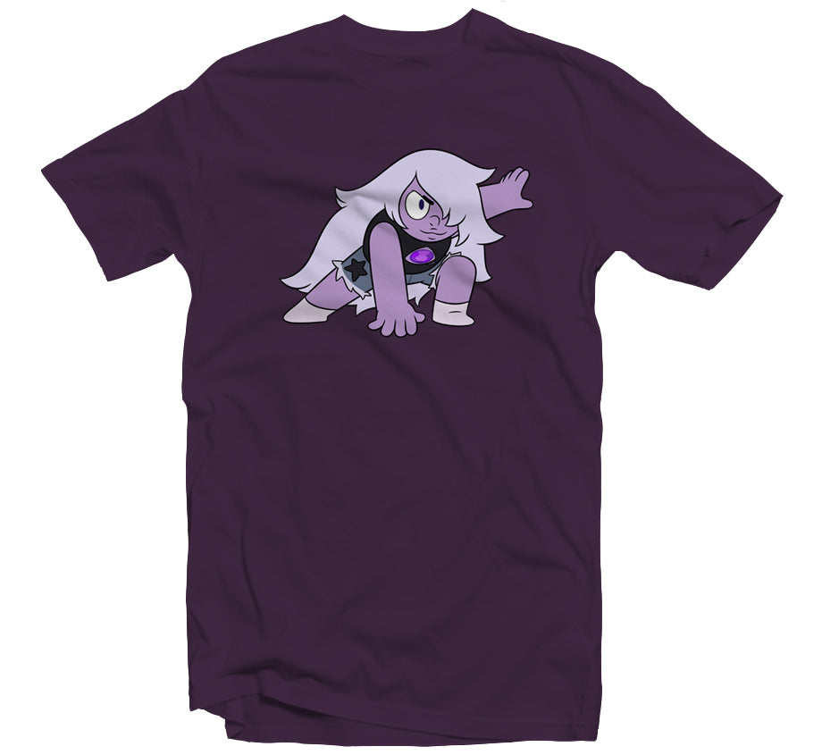 Amethyst T-shirt (Purple)