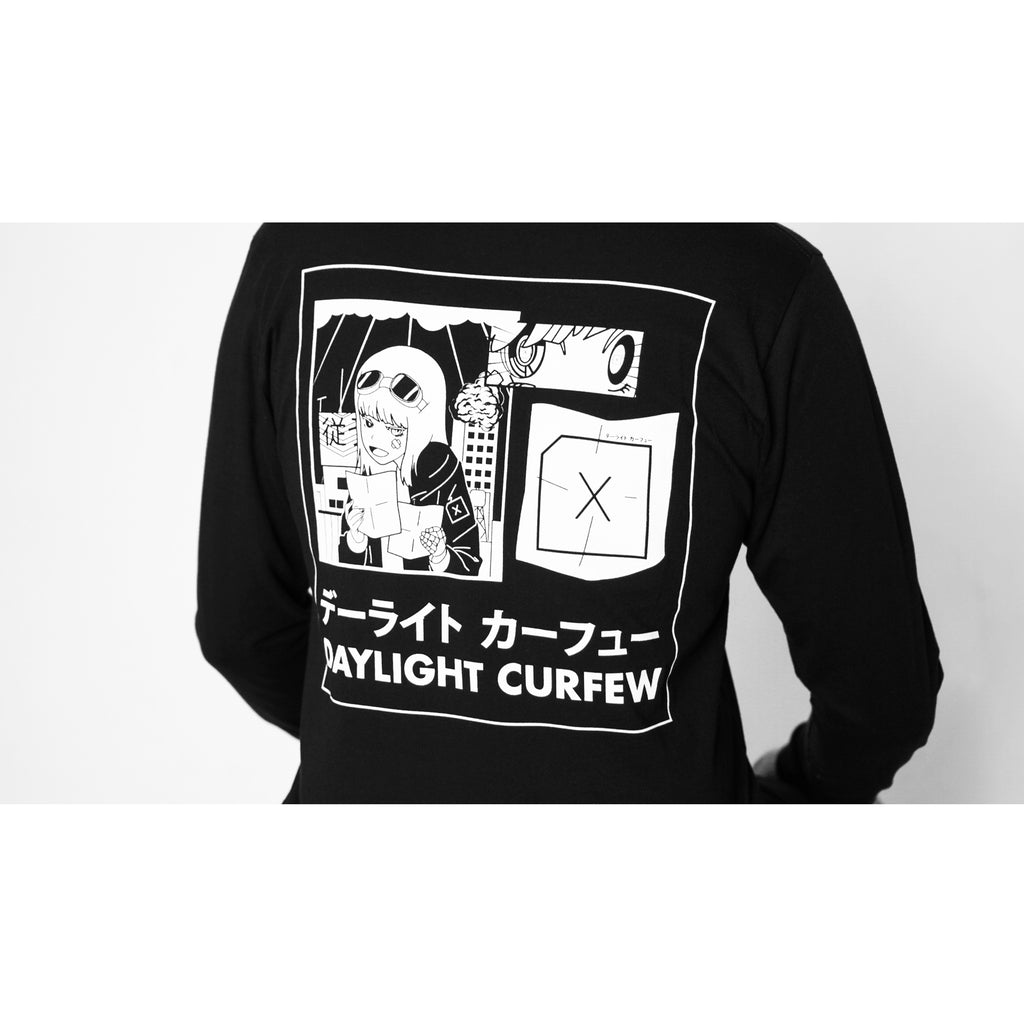Chapter One Long Sleeve T-shirt (Black)