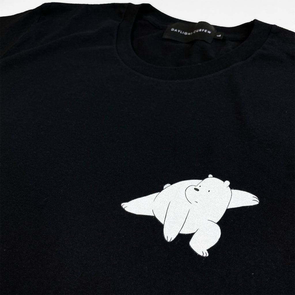 Ice Bear T-shirt (Black)