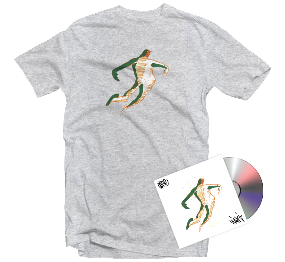 Wiki - OOFIE Bundle:  Tee+ CD Preorder (Ships February 2020)