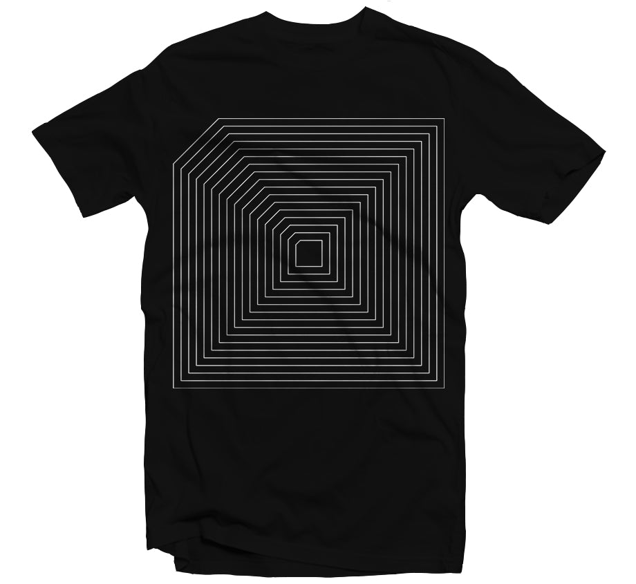 Four Corners T-shirt (Black)