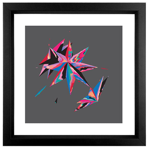 Mirage Trooper - Fine Art Print - Framed