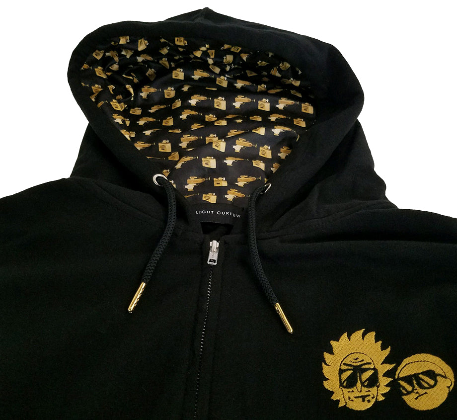 Rick The Jewels: Collectors Hoodie