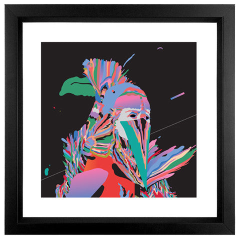 Serpentine Fire - Fine Art Print (Framed)