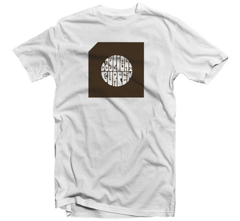 DLC Retro T-shirt (White)