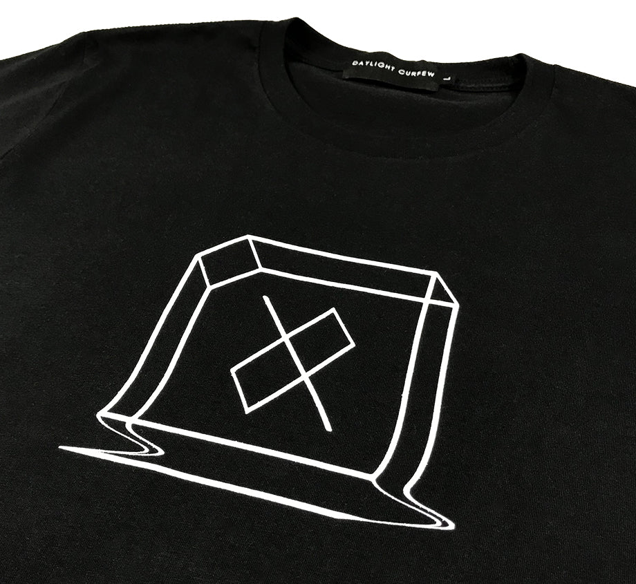 Glitch Box T-shirt (Black)