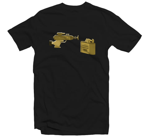 Golden Heist T-shirt