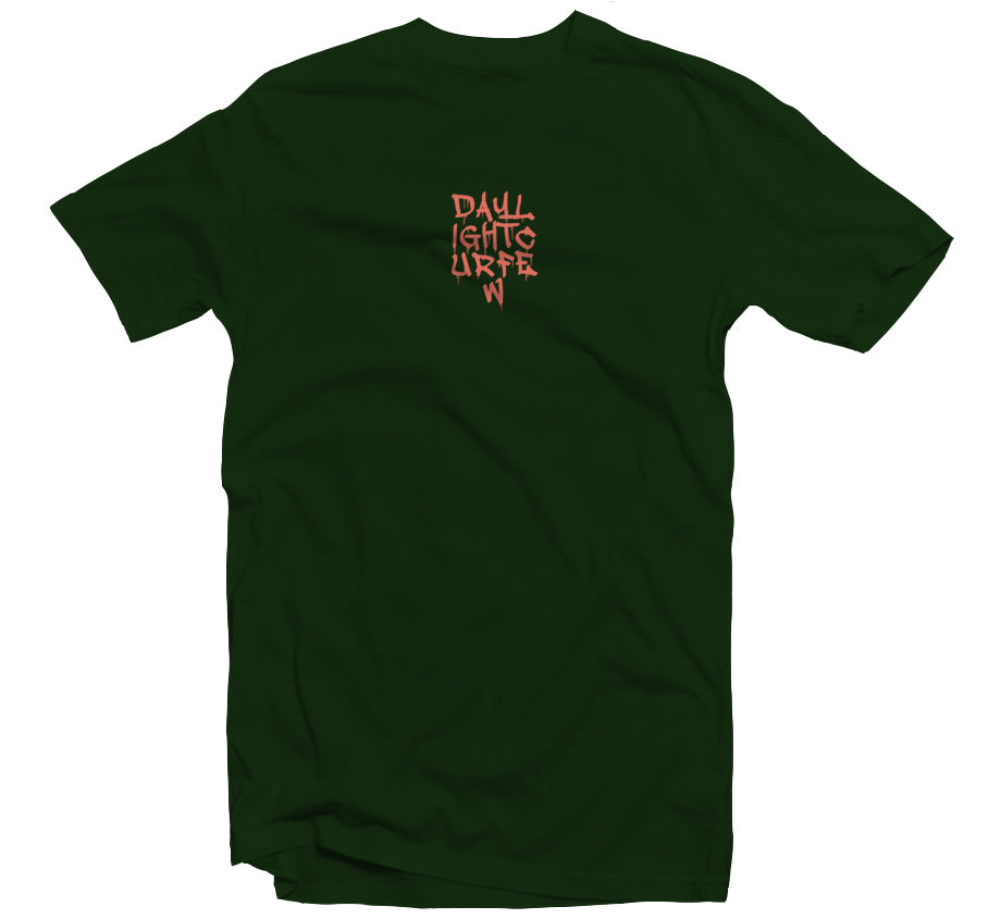 Street T-Shirt (Forest Green)