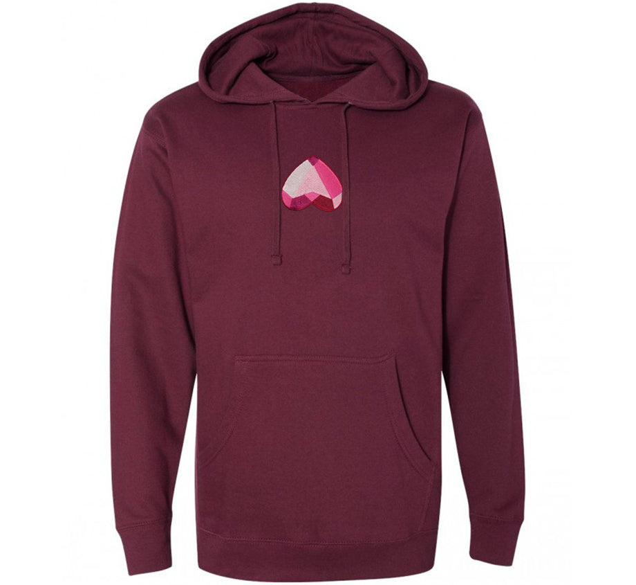 Spinel Embroidered Hoodie