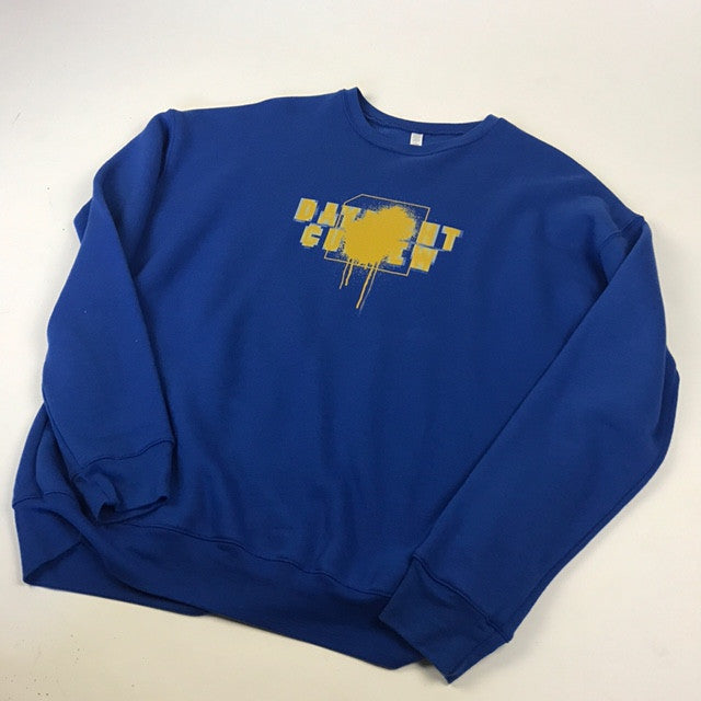 Paint Pixelated Crew Sweatshirt