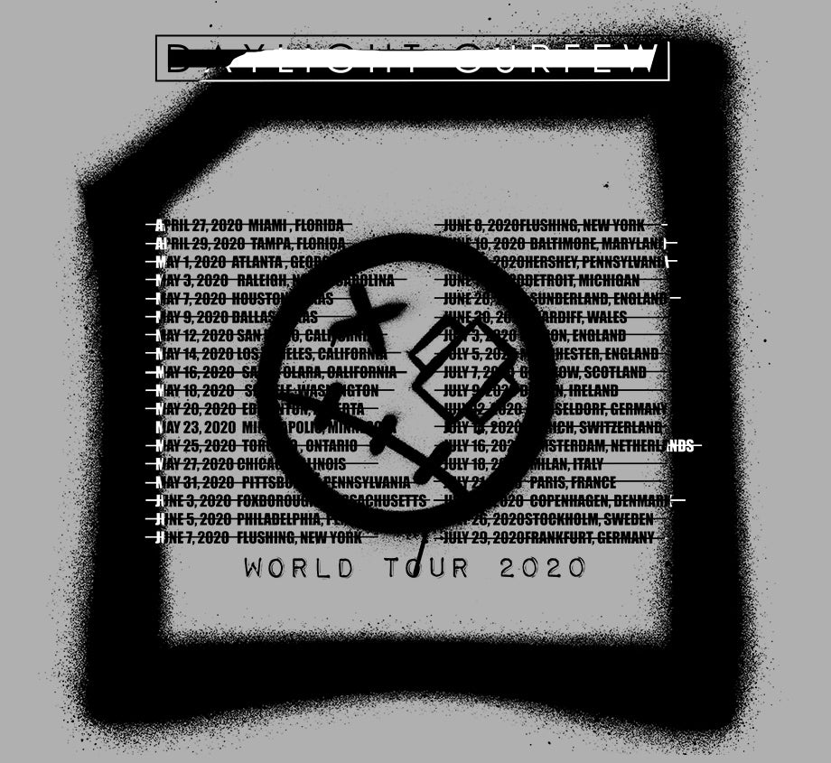 Summer '20: Krylon World Tour T-shirt