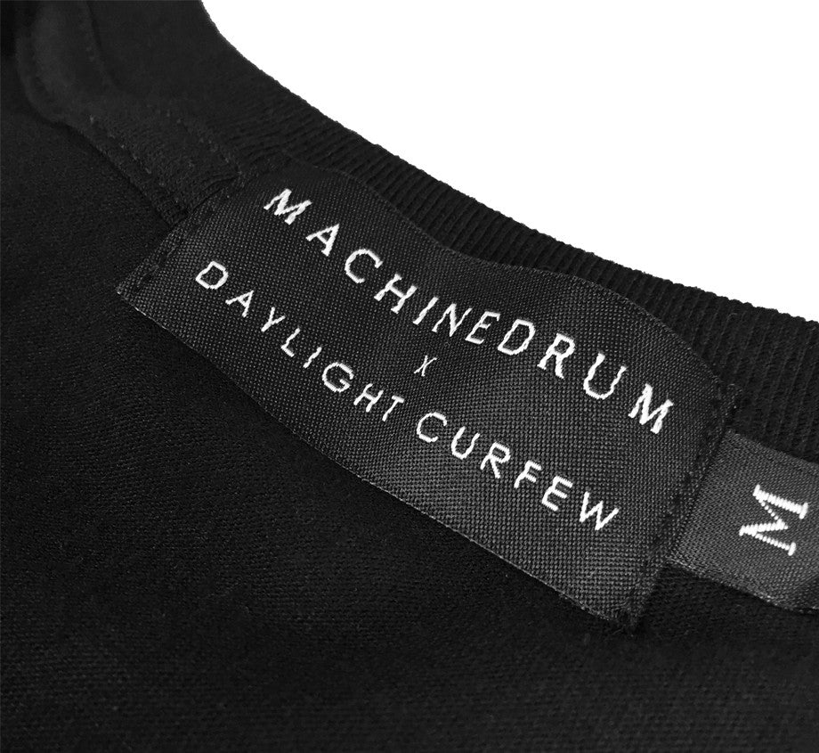 Machinedrum x Daylight Curfew: Human Energy Long Tee