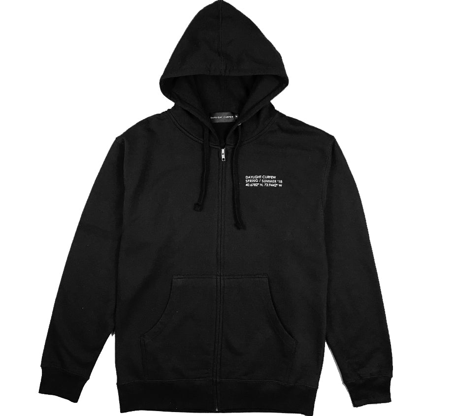 Longitude Zip Up