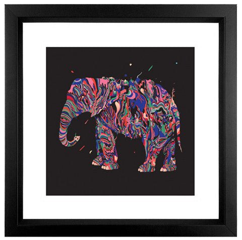 Therapy - Fine Art Print (limited edition) - Framed