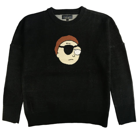 Evil Morty Knit Sweater (Edition of 200)