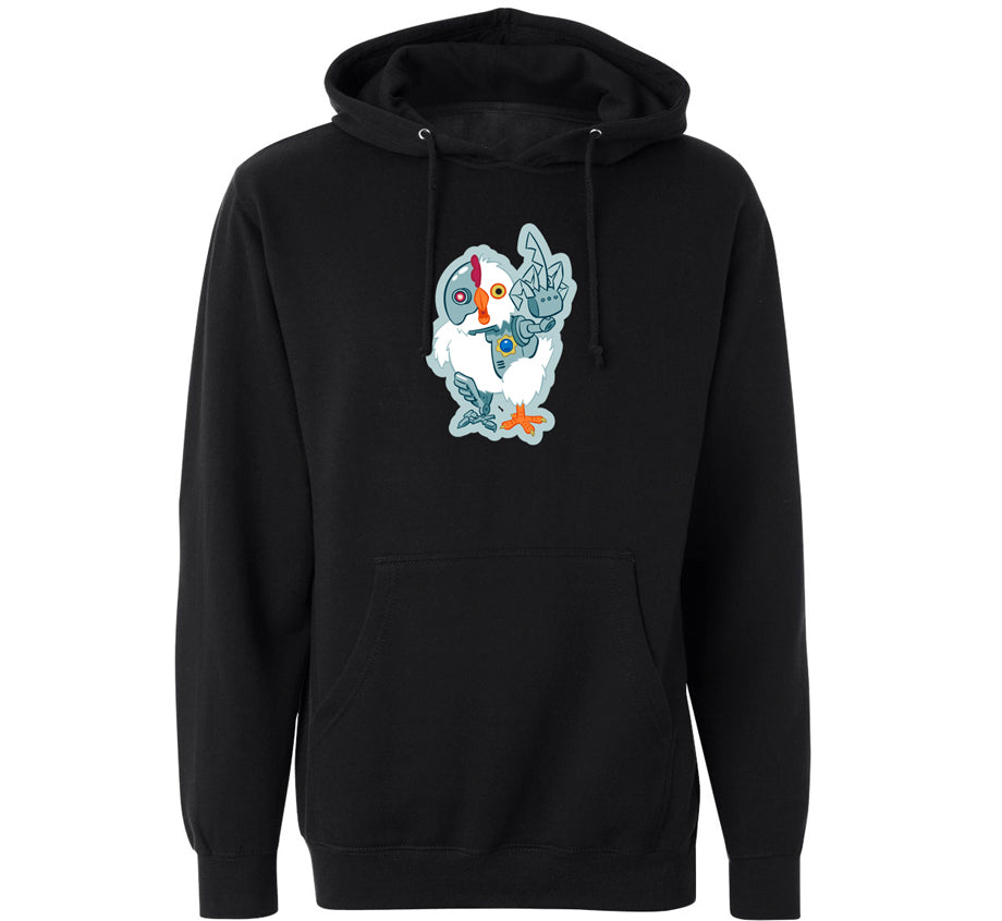 Cluck You Hoodie