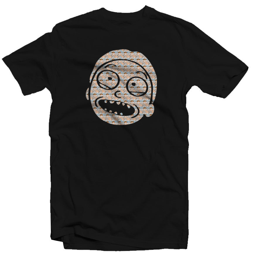 Broken Time T-shirt (Morty)