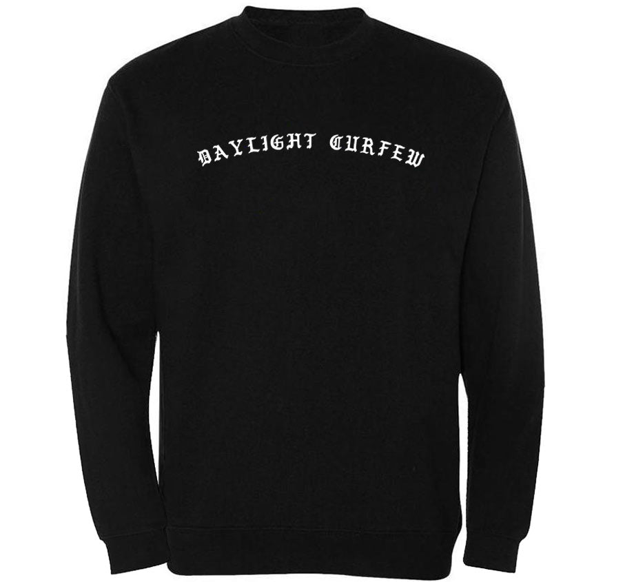 Old English Crewneck Sweatshirt
