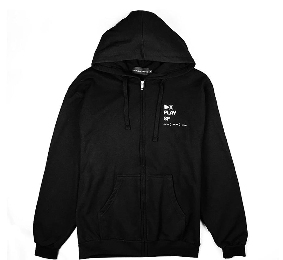 Play Embroidered Hoodie