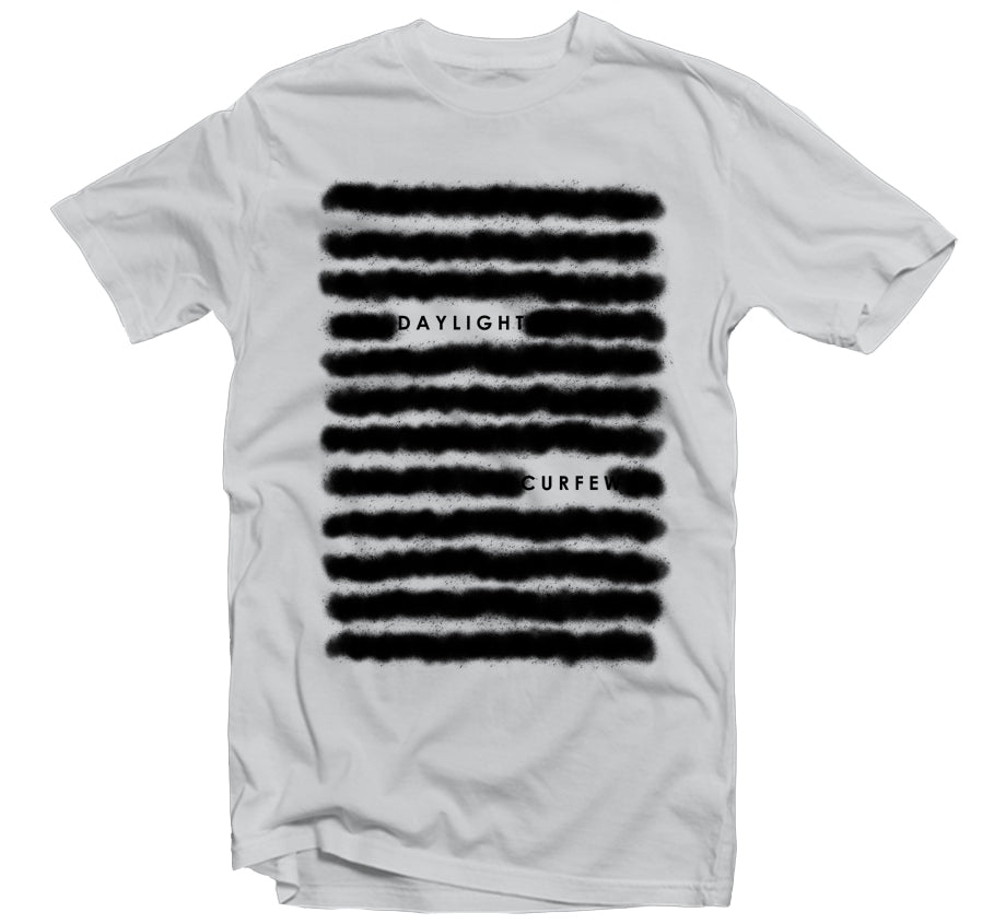 Fall '19: Censored T-shirt (Lt. Grey)
