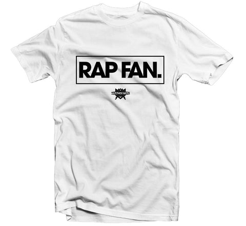Rap Fan Classic T-shirt