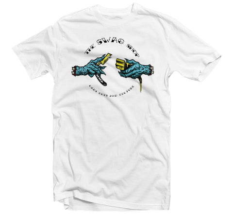 Swag Shop x RTJ White T-shirt