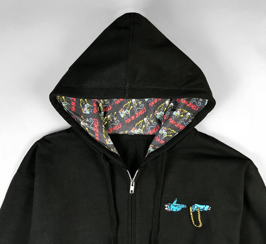 RTJ1 Collectors Zip Up Hoodie