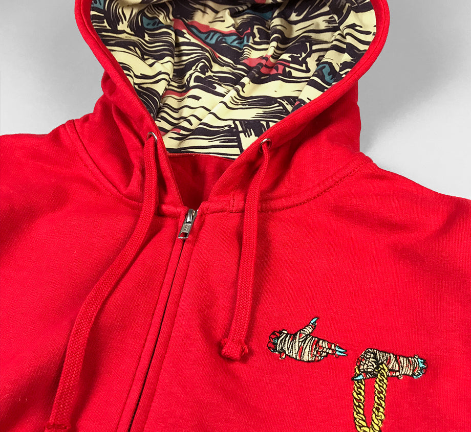 RTJ2 - Collectors Zip Up Hoodie