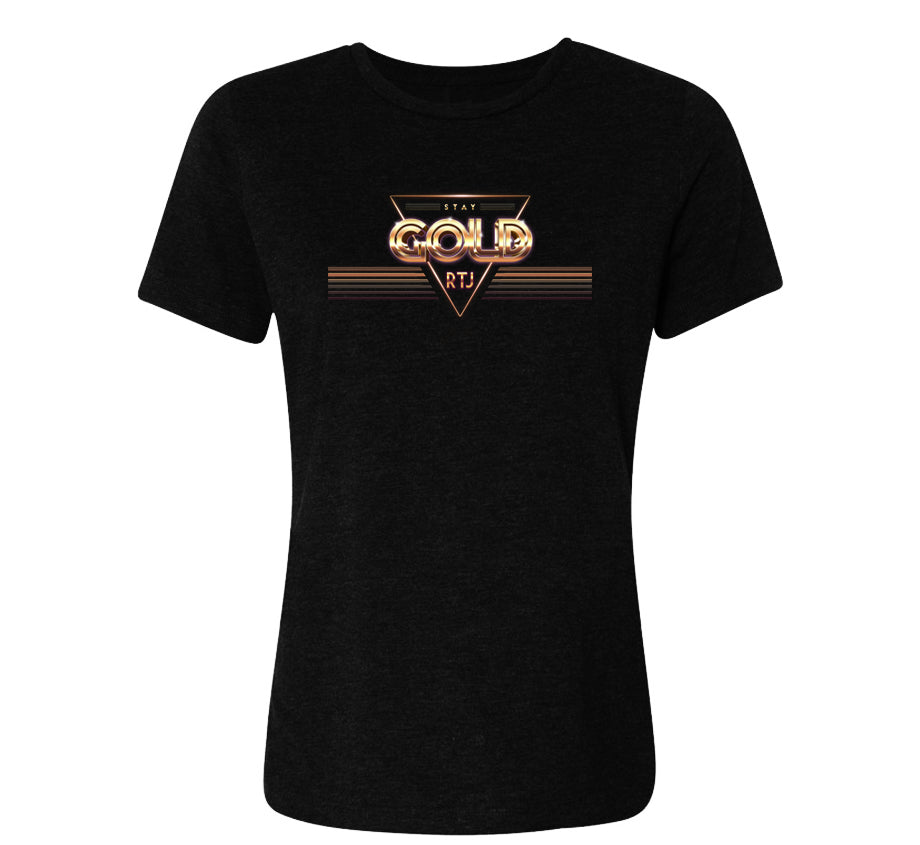 Stay Gold Womens Tee