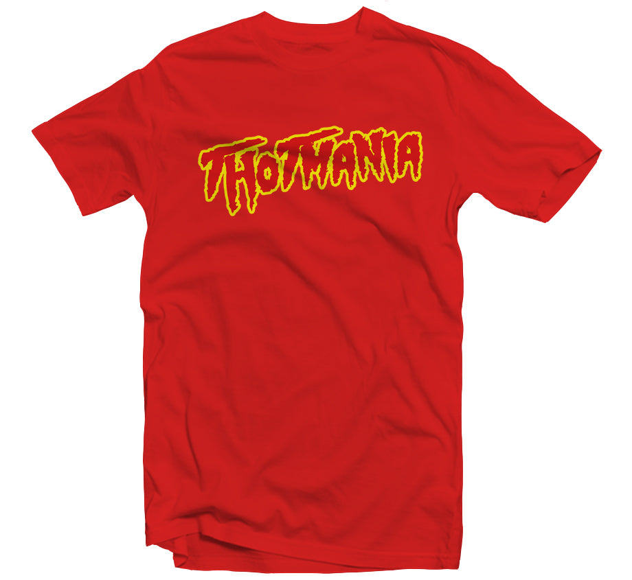Thotmania T-shirt (Red)