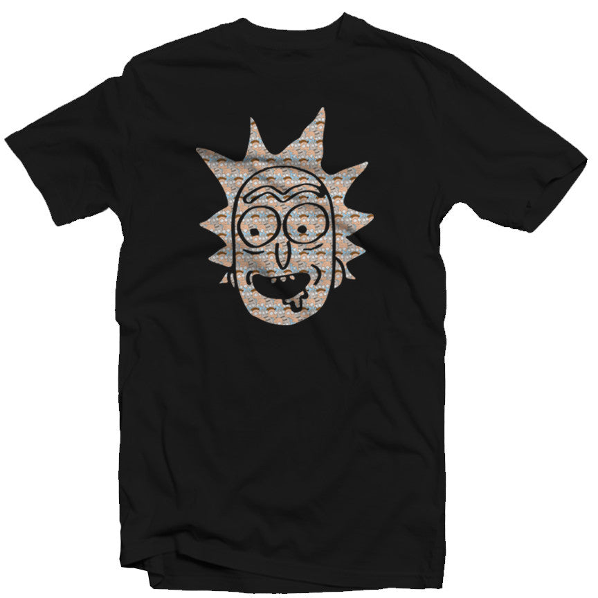 Broken Time T-shirt (Rick)